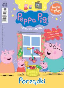 Świnka Peppa Kino domowe 3 Porządki (DVD)