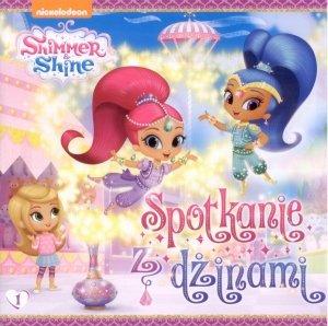 Shimmer i Shine 1 Spotkanie z dżinami