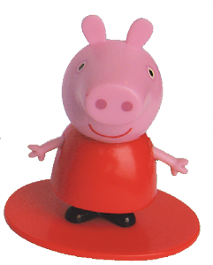 Świnka Peppa magazyn Wydanie specjalne 1/2017 z figurką Peppy
