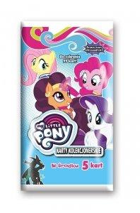 Mój kucyk My Little Pony Karty kolekcjonerskie