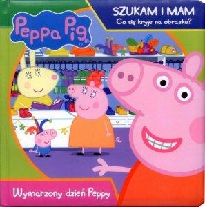 Świnka Peppa Szukam i mam Wymarzony dzień Peppy