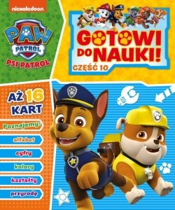 Psi Patrol Gotowi do nauki 10
