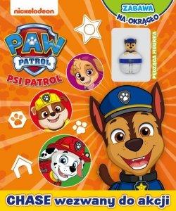 Psi Patrol Zabawa na okrągło 1 Chase wezwany do akcji