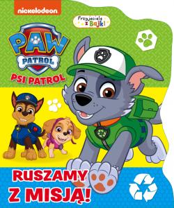 Psi Patrol Przyjaciele z bajki 7 Ruszamy z misją!