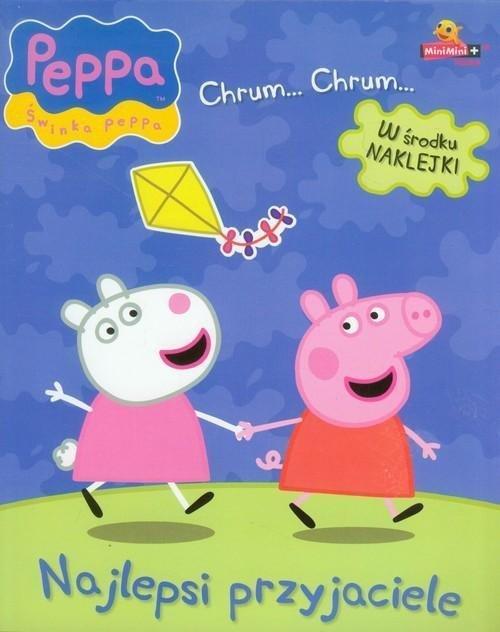 Świnka Peppa Chrum Najlepsi przyjaciele