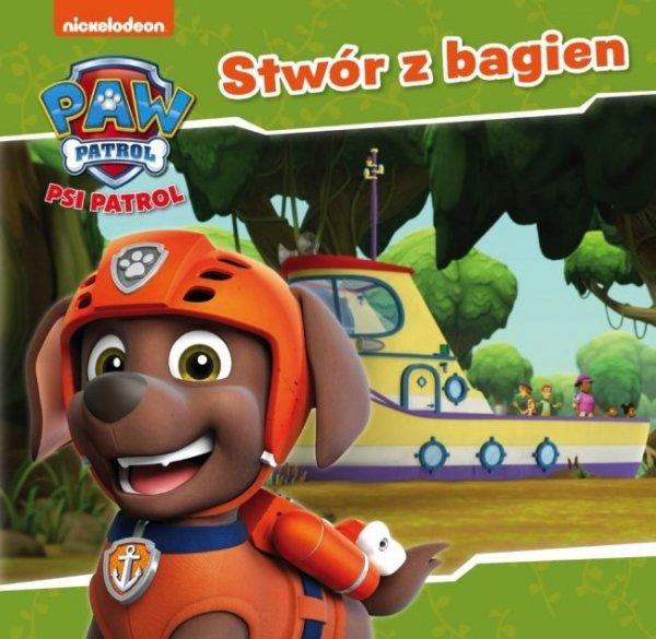 Psi Patrol Stwór z bagien