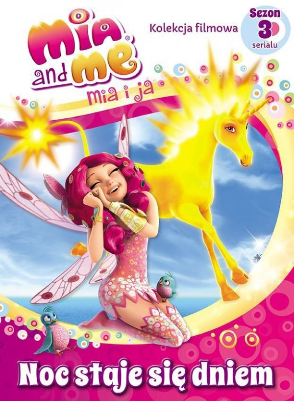 Mia i ja DVD 3.3 Noc staje się dniem