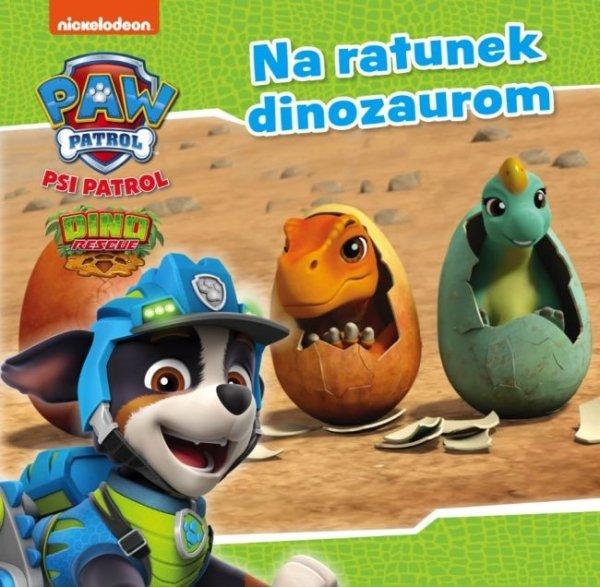 Psi Patrol Na ratunek dinozaurom