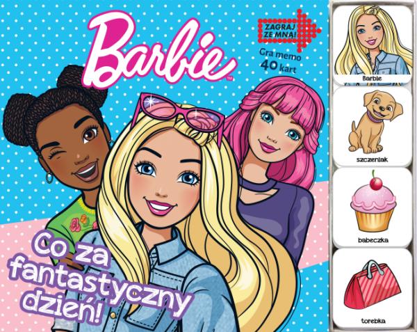 Barbie Zagraj ze mną! Co za fantastyczny dzień!