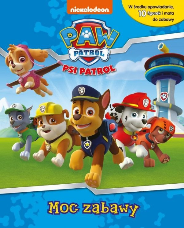 Psi Patrol Moc zabawy