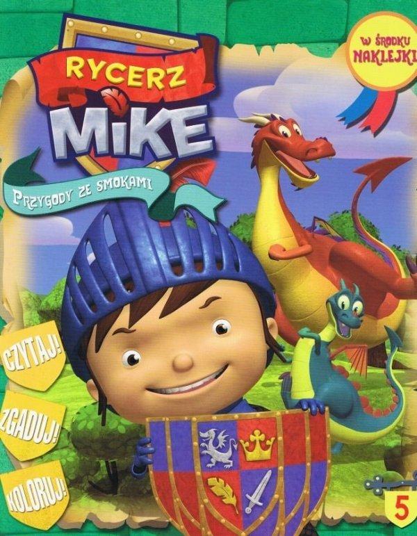 Rycerz Mike 5 Przygody ze smokami