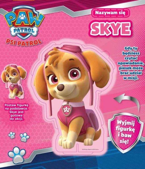 Psi Patrol Nazywam się Skye
