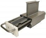 Steaker - przecinarka  7mm; dwa wałki nożowe MESKO-AGD SP-1007 SP-1007