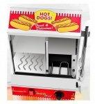 Witryna grzewcza do Hot-Dogów, pojemność to około 200 parówek i 48 bułek COOKPRO 470030003 470030003