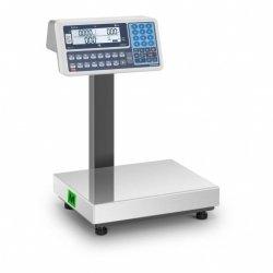 Waga sklepowa - 15 kg (5 g) / 30 kg (10 g) - LED - legalizacja TEM 10200059 10200059