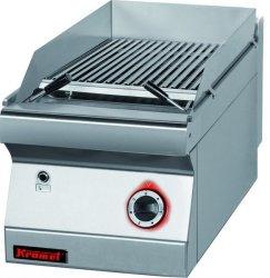 Lawa grill  400x700x280 mm KROMET 700.OGL-400 700.OGL-400