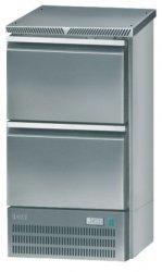 Stół mroźniczy z szufladami 500x530x890 DM-S-95043.2 DORA METAL DM-S-95043.2 DM-S-95043.2