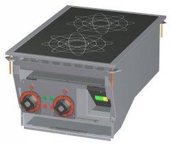 Kuchnia stołowa indukcyjna PCID - 74 ET RM GASTRO 00016719 PCID - 74 ET