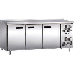 Stół chłodniczy 3 drzwiowy agregat po prawej stronie STALGAST 841036 841036