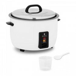 Urządzenie do gotowania ryżu - 13 litrów ROYAL CATERING 10011539 RCRK-13L