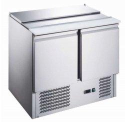 Saladetta chłodnicza 900 st. z wentylatorem, Linia 700 COOKPRO 800100001 800100001
