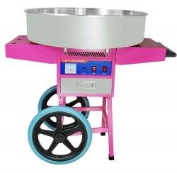 Maszyna do waty cukrowej z wózkiem COOKPRO 500030007 500030007
