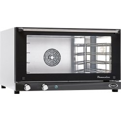 Piec konwekcyjny LineMicro Domenica 4x(600x400) STALGAST 904043 904043