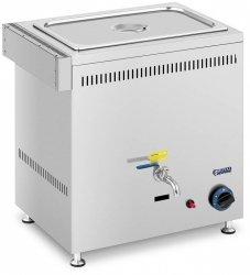 Bemar gazowy - 3300 W - 1 GN - 0,02 bar - G20 ROYAL CATERING 10011932 RC-BMG6020E