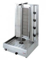 Kebab - grill gazowy DG - 8 A REDFOX 00000335 DG - 8 A