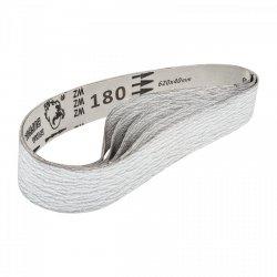 Taśma szlifierska - ziarnistość 180 - 620 mm MSW 10060068 MSW-AOBELTS462-180
