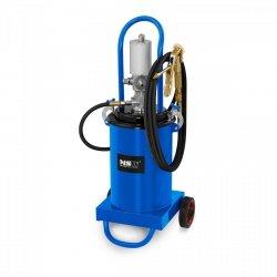 Smarownica pneumatyczna - 12 l MSW 10060838 PRO-G 12