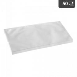 Worki moletowane do pakowania próżniowego - 50 szt. - 28 x 40 cm ROYAL CATERING 10010677 RCVB-28X40-50