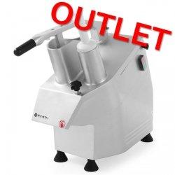 OUTLET | Szatkownica elektryczna do warzyw z zestawem 5 tarcz HENDI 231807 231807