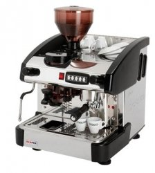 Ekspres do kawy 1-gr. z młynkiem - czarny EMC 1P/B/M/C REDFOX 00000431 EMC 1P/B/M/C
