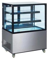 Witryna chłodnicza 2-półkowa 410 l HENDI 233450 233450