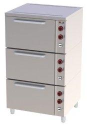 Piekarnik elektryczny 3x GN 2/1 EPP - 03 S REDFOX 00020384 EPP - 03 S