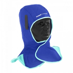 Kaptur spawalniczy - bawełna niepalna - niebieski STAMOS 10020605 SWH01