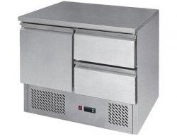Stół chłodniczy  - drzwi i 2 szuflady SCH - 12 REDFOX 00011082 SCH - 12
