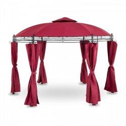 Pawilon ogrodowy - okrągły - czerwone wino UNIPRODO 10250050 UNI_PERGOLA_3.5RR