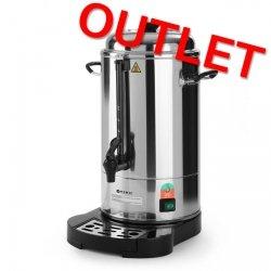 OUTLET | Zaparzacz do kawy o podwójnych ściankach 10l HENDI 211205 211205