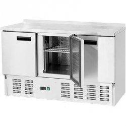Stół chłodniczy 3 drzwiowy agregat na dole STALGAST 842039 842039
