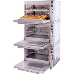 Piekarnik elektryczny wolnostojący z termoobiegiem STALGAST 965000 965000