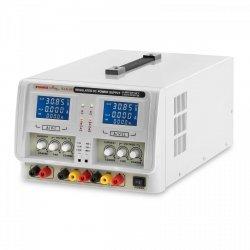 Zasilacz laboratoryjny - 2 x 0-30V - 0-5A DC STAMOS 10020146 S-LS-24