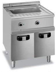 Urządzenie do gotowania makaronu i pierogów z szafką - elektryczne, linia 700  GRAFEN MG7EC777SC MG7EC777SC