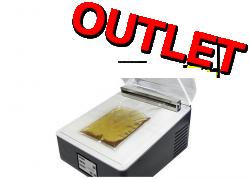 OUTLET | Pochyła pakowarka komorowa Clever Line Basic do wilgotnych produktów cookPRO 440010001 COOKPRO