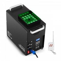 Wytwornica mgły - 509 m³/min - DMX - 3 kolory LED - LCD SINGERCON 10110029 CON.FM-1500B 24L