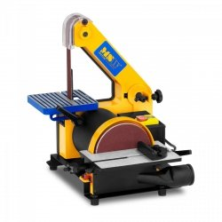 Szlifierka stołowa - taśmowo-tarczowa - 300 W MSW 10060493 MSW-DS300