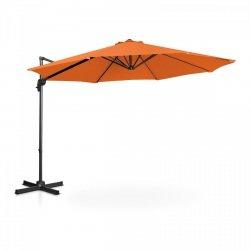Parasol ogrodowy wiszący - Ø300 cm - pomarańczowy UNIPRODO 10250096 UNI_UMBRELLA_2R300OR