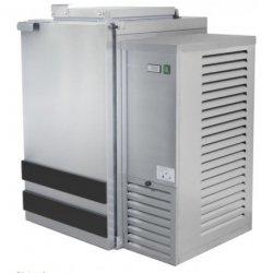 Schładzarka na odpady o pojemności 1x240l 1080x866x1286 BLO-1240 DORA METAL BLO-1240 BLO-1240