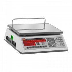 Waga licząca - 30 kg / 10 g - legalizacja TEM 10200038 TNS030D-O